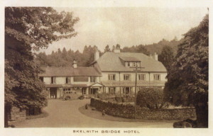 Skelwith Bridge Hotel Old 2