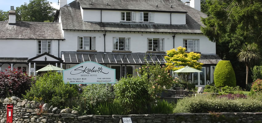 Bed And Breakfast Ambleside Cumbria